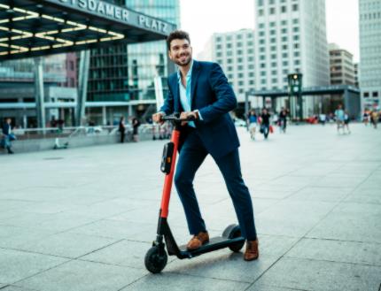 elscooter rea